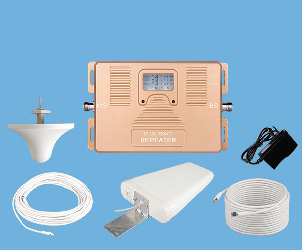 900/2100MHz Mobile Signal Booster 2g+3G Signal Repeater