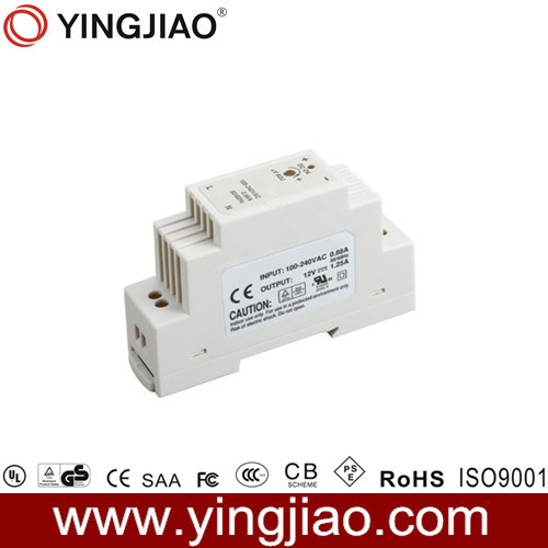 12V 7A DIN Rail Power Supply