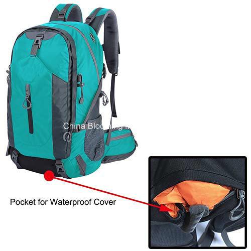 Waterproof Outdoor Sports Climbing Trekking Travelling Pack Hiking Backpack