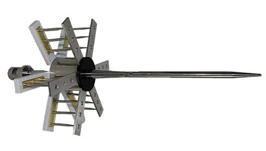 Advanced Discharge Lightning Rod Copper Detector, Lightning Rod Arrester