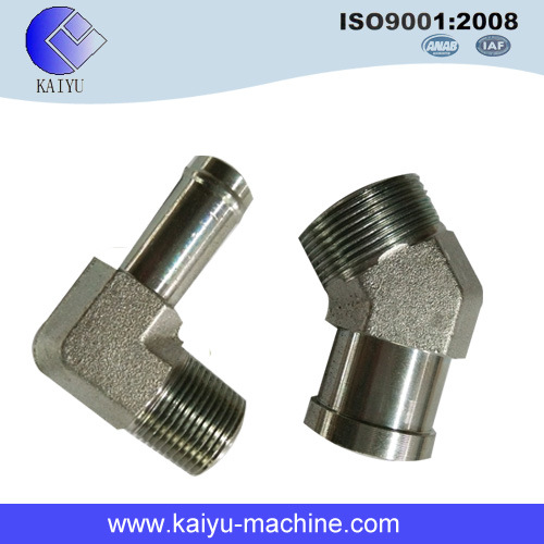 A860 Wphy SAE Flange Galvanized Pipe Fitting