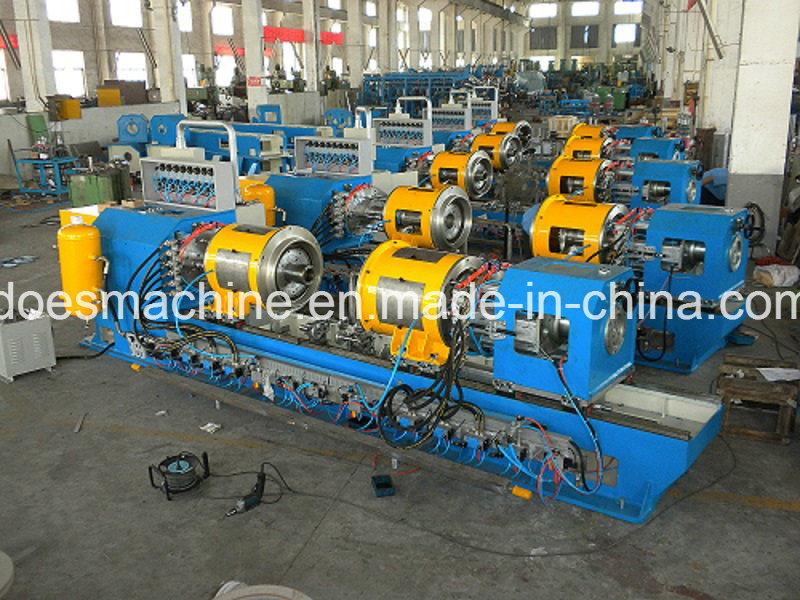 BTU Tyre Building Machine for Bladder Turn-up (0814)