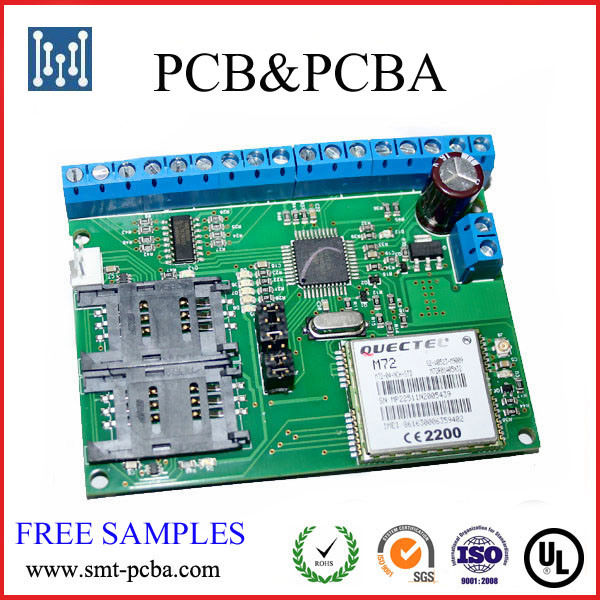 2 Layer OEM GPS Tracker Board