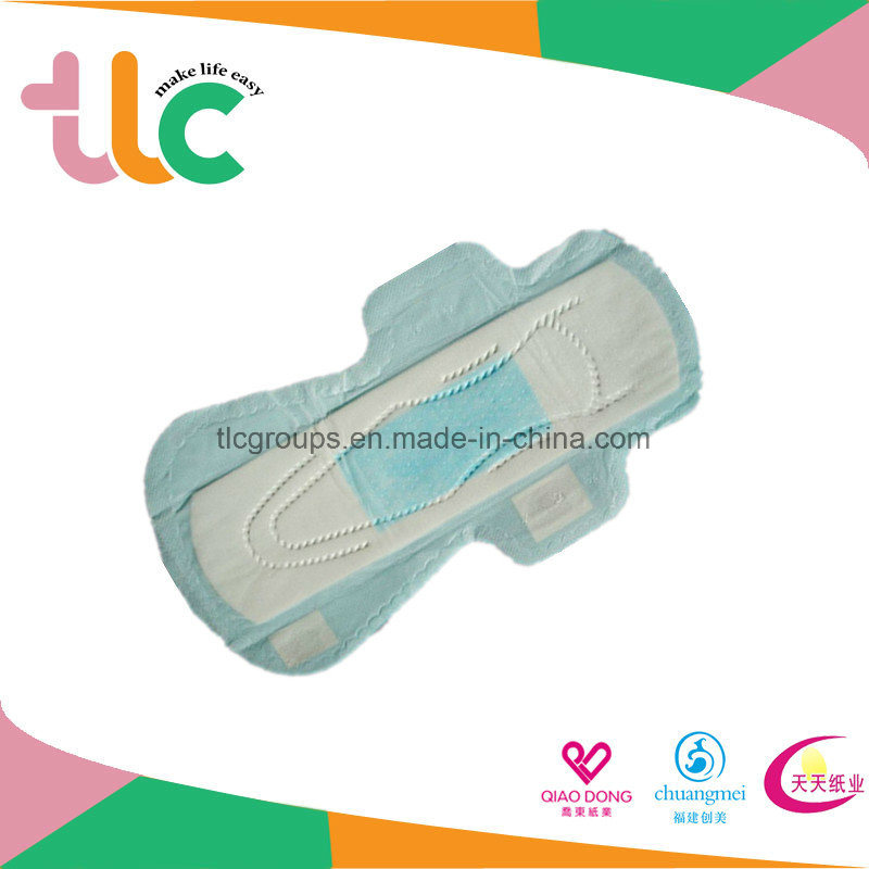 Breathable Best Organic Cotton Sanitary Napkin with Negative Ion