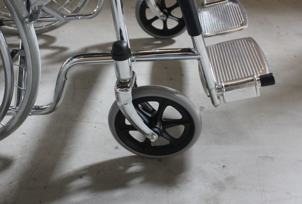 CE Certificate Economic Manual Wheelchair (SK-SW201)