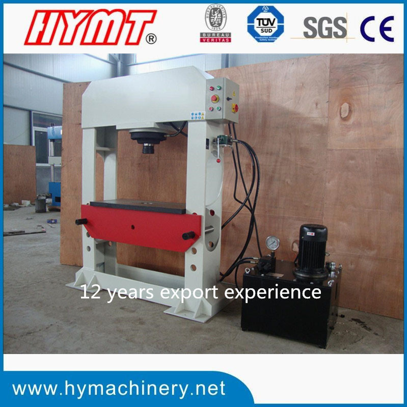 HP-63t High Precision Hydraulic power Press Machine