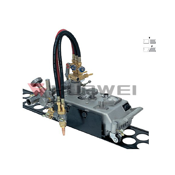 (HK-12MAX) Portable Gas Flame Cutting Machine