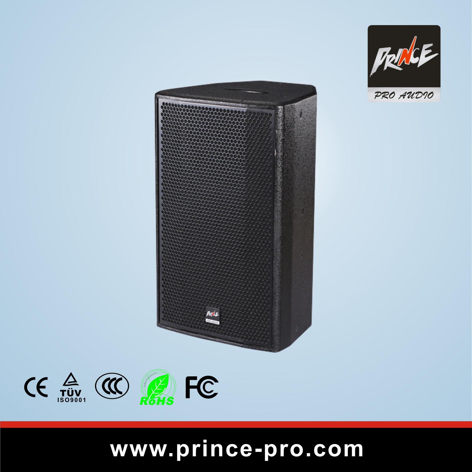 15 Inch Full Range Speaker PA Speakers for Concerts DJ Sound System High Performance Subwoofer