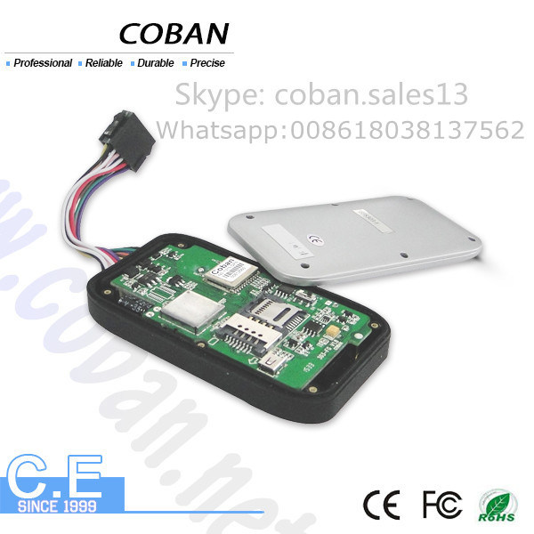 GPS GSM Car Alarm Tk303 Coban GPS Tracker with Fuel Sensor Engine Stop Remotely