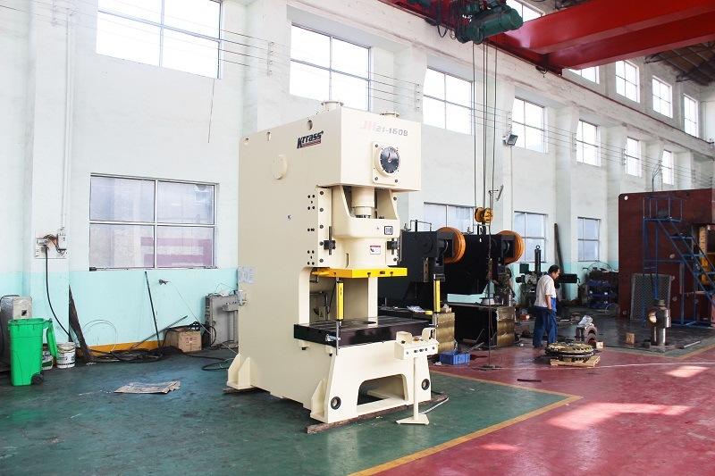 Jh21 C-Frame Pneumatic Clutch Mechanical Press Machine