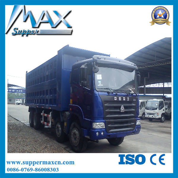 30 Ton 6*4 Stone and Sand 10 Wheels HOWO Dump Truck for Sale in Dubai