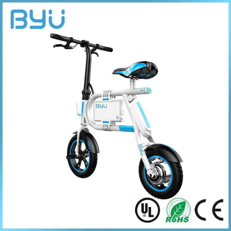 Original Mini Foldable Electric Bicycle Electric Pocket Bike