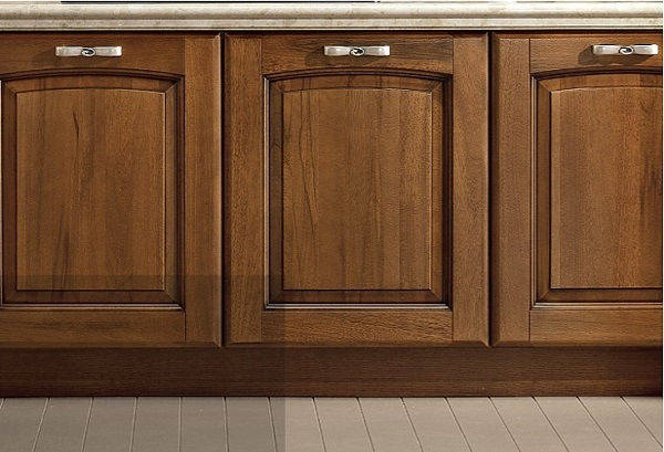High Quality Kitchen Cabinet with Western Europe Style
