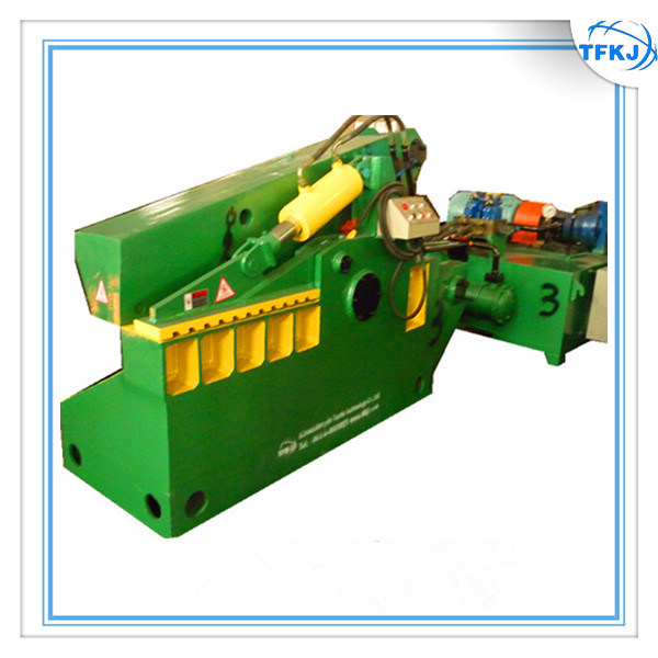 Hydraulic Sheet Metal Scrap Alligator Shear
