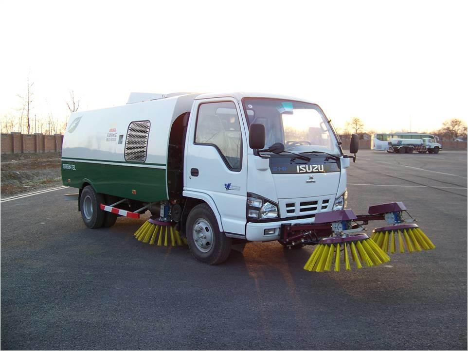 China Street Sweeper Tsw5064tsl China Road Sweeper