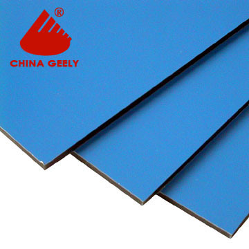 PVDF Aluminium Composite Panels for Cladding Wall