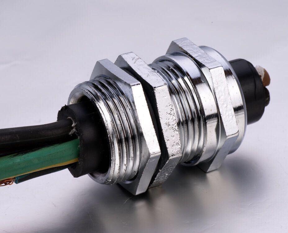 Waterproof Cable Gland Ddj-B Brass