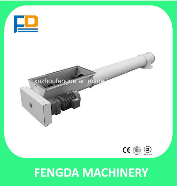 High Efficiency Vertical Screw Conveyor--Feed Machine