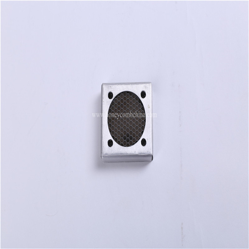 Steel Frame- Mounted Stainless Steel Honeycomb (HR23)