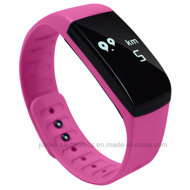 Waterproof Heart Rate Monitor bluetooth Smart Watch (UP08)