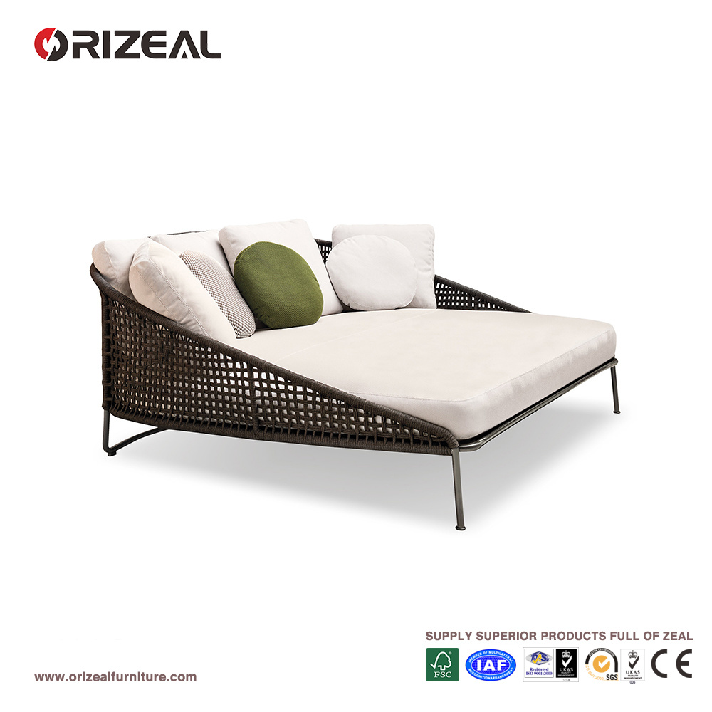 Outdoor Aston Cord Sofa Deep Daybed Oz-Or032