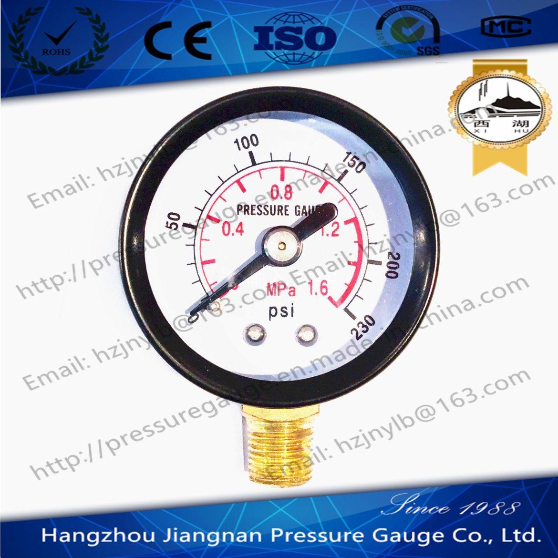 40mm 1.5′′ General Pressure Gauge