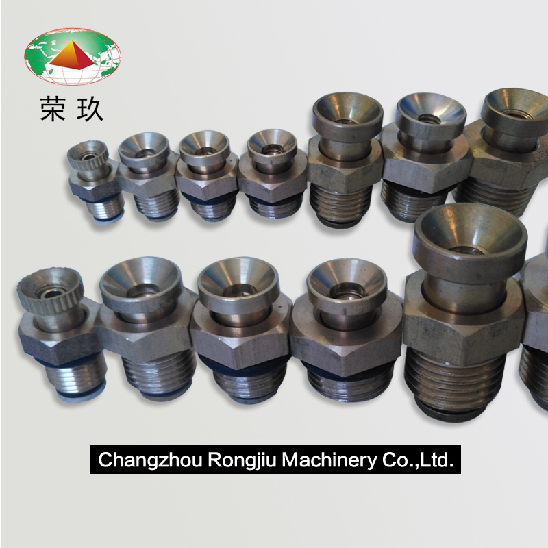All Kinds of Gas Nozzle Used for Air Expanding Shaft
