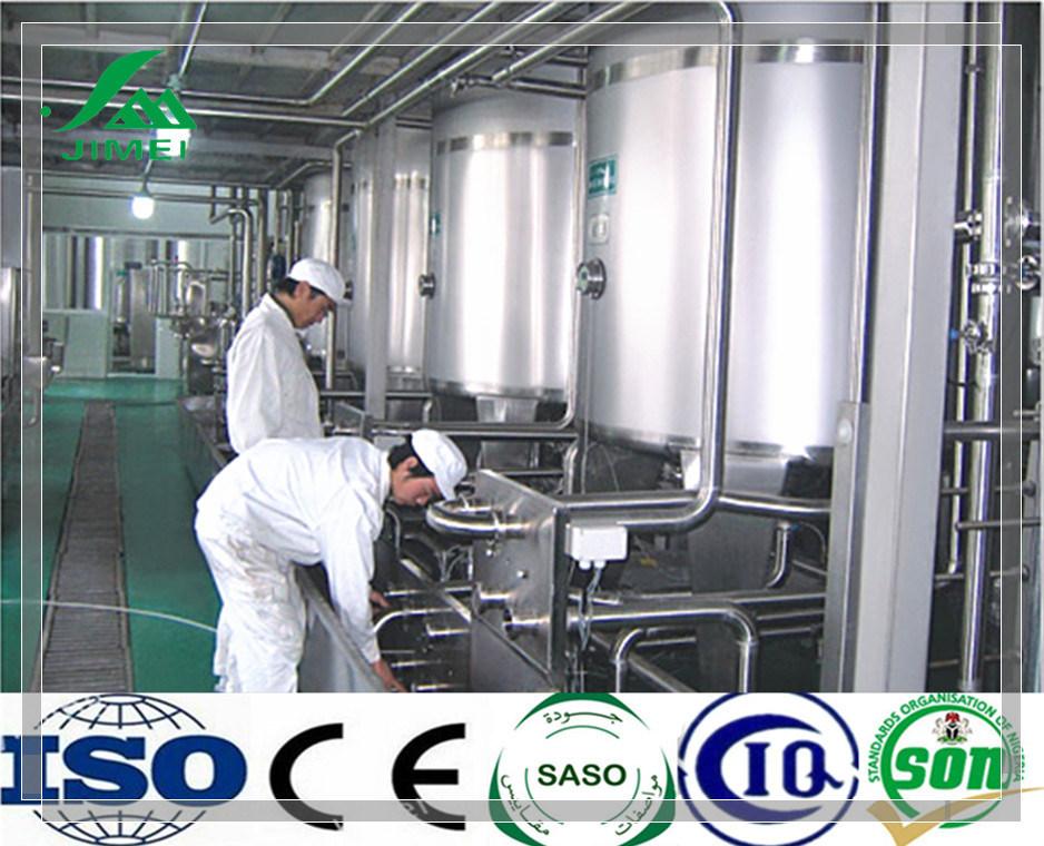 Dairy Milk Plant Machinery