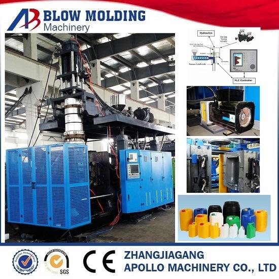 4L~30L HDPE Jerry Cans/Bottles Blow Molding Machine