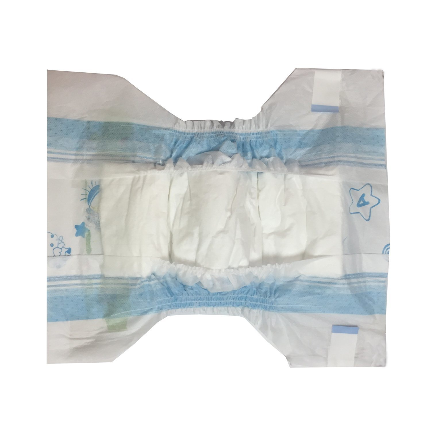 Carton outer Packing Disposable Dry Surface Baby Diaper Cheap