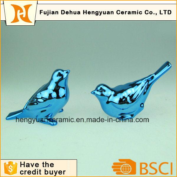 2017 New Design Ceramic Bird Decoration