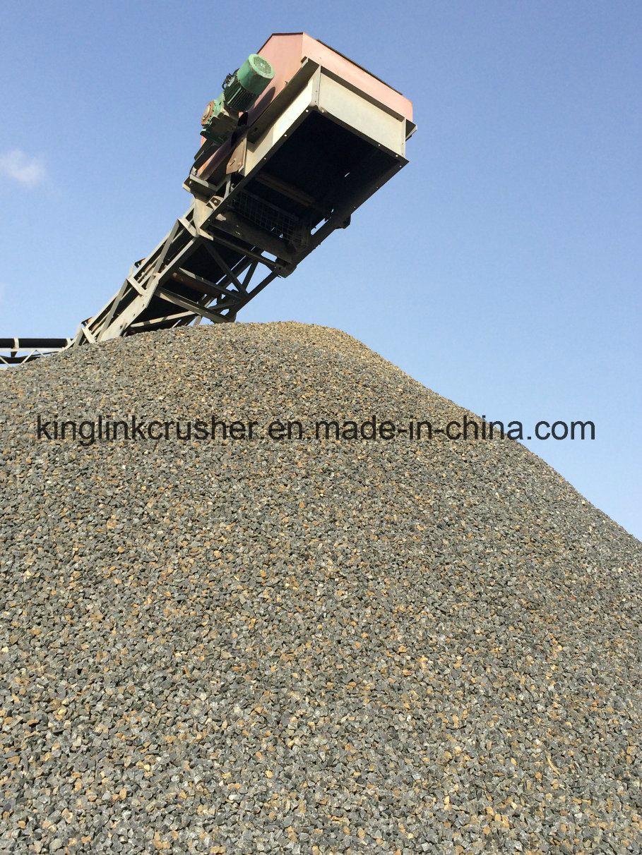 250tph Sandvik Granite Stone Crushing Plant for Producing Aggregates and Sand