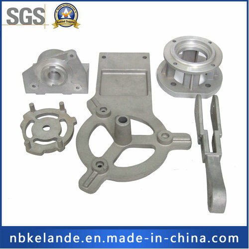 Custom Made CNC Machine Part with Casting
