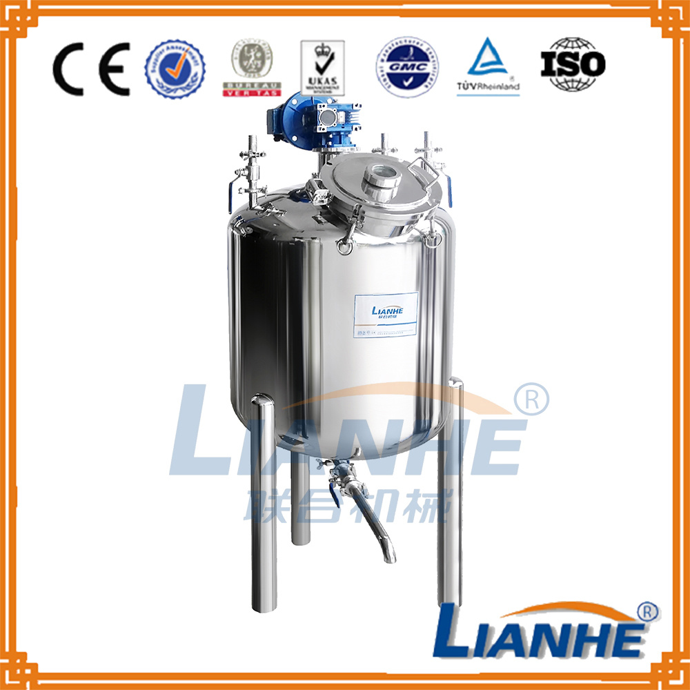 Lianhe Liquid Detergent Mixer Blender Machine for Shampoo/Lotion