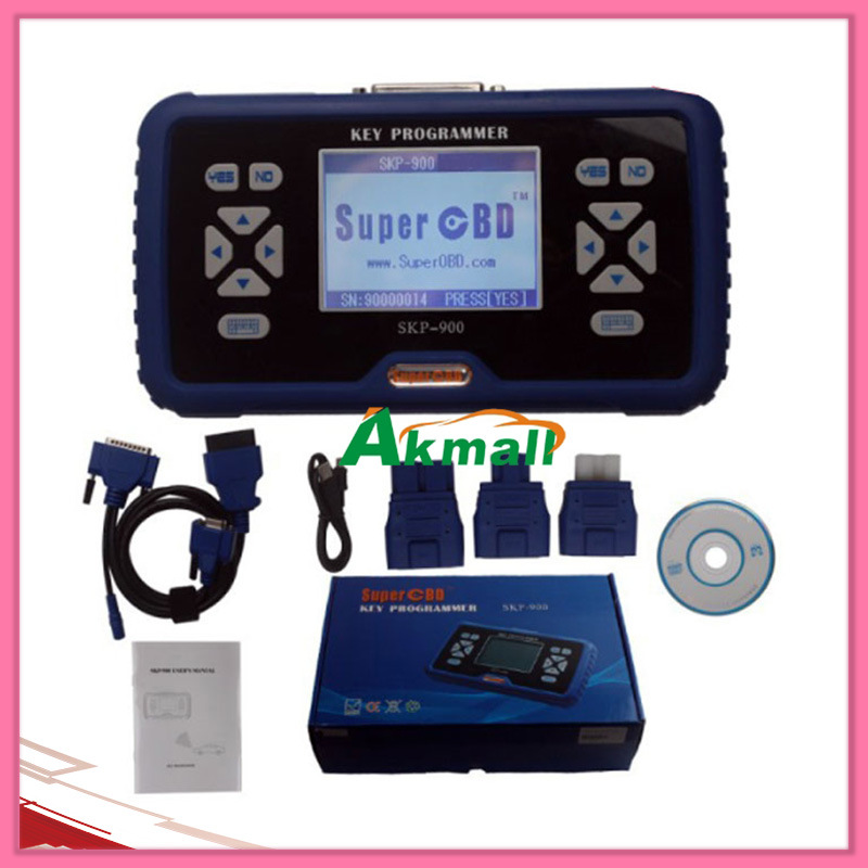 Skp-900 Skp900 Auto Key Programmer for V4.3 Hand-Held OBD2