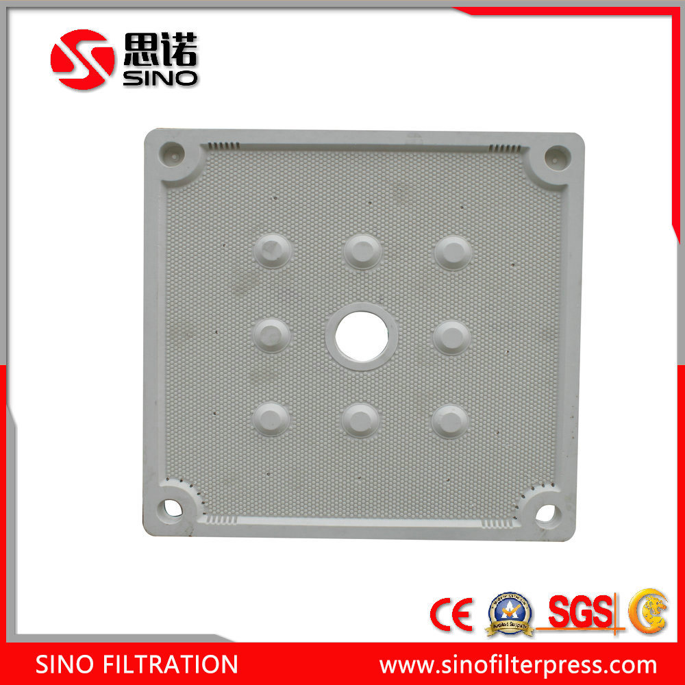 High Quality Chamber Type Filter Plate on Filter Press