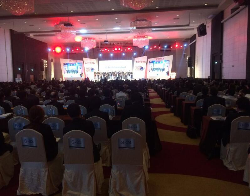 Front Service P4.81 Indoor Full Color LED Rental Screen