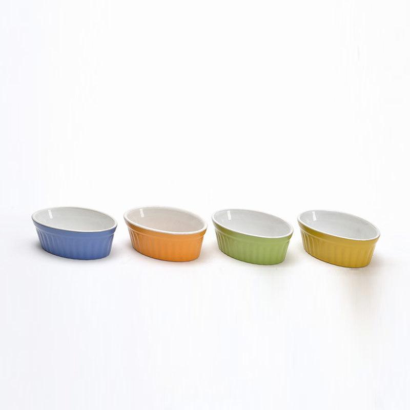 Oval Ceramic Ovenwares