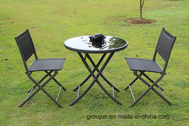 Garden Furniture Folding Textilene Chair