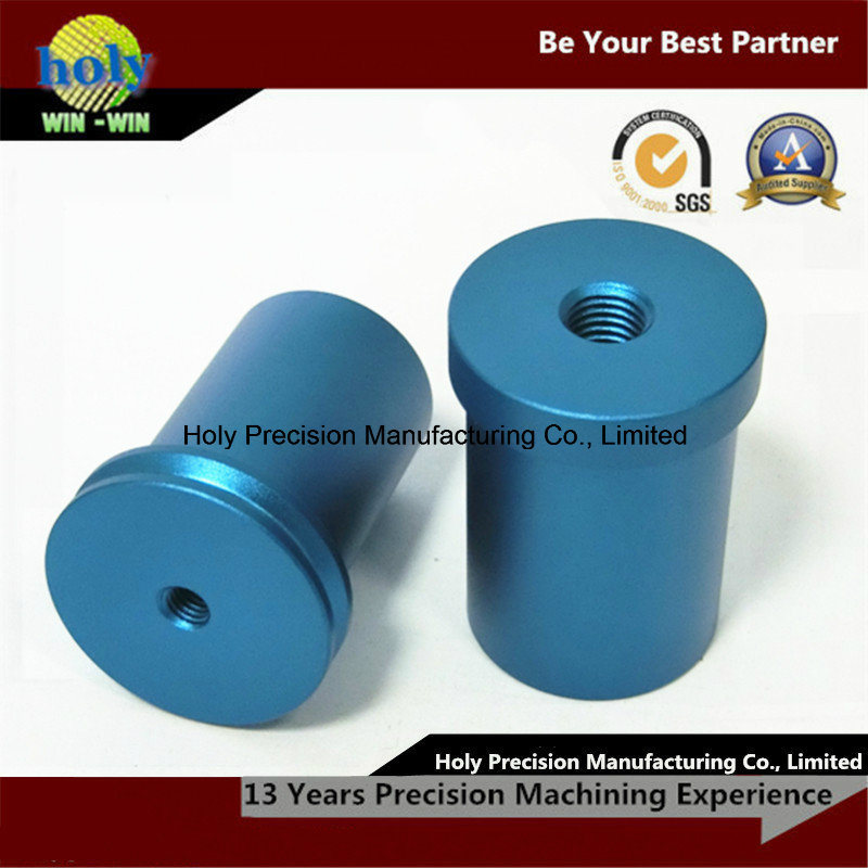 OEM CNC Aluminium Parts with Color Anodized CNC Parts