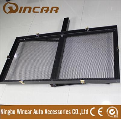 Car Luggage Rack Iron Rear Mounted Rear Cargo Roof Rack
