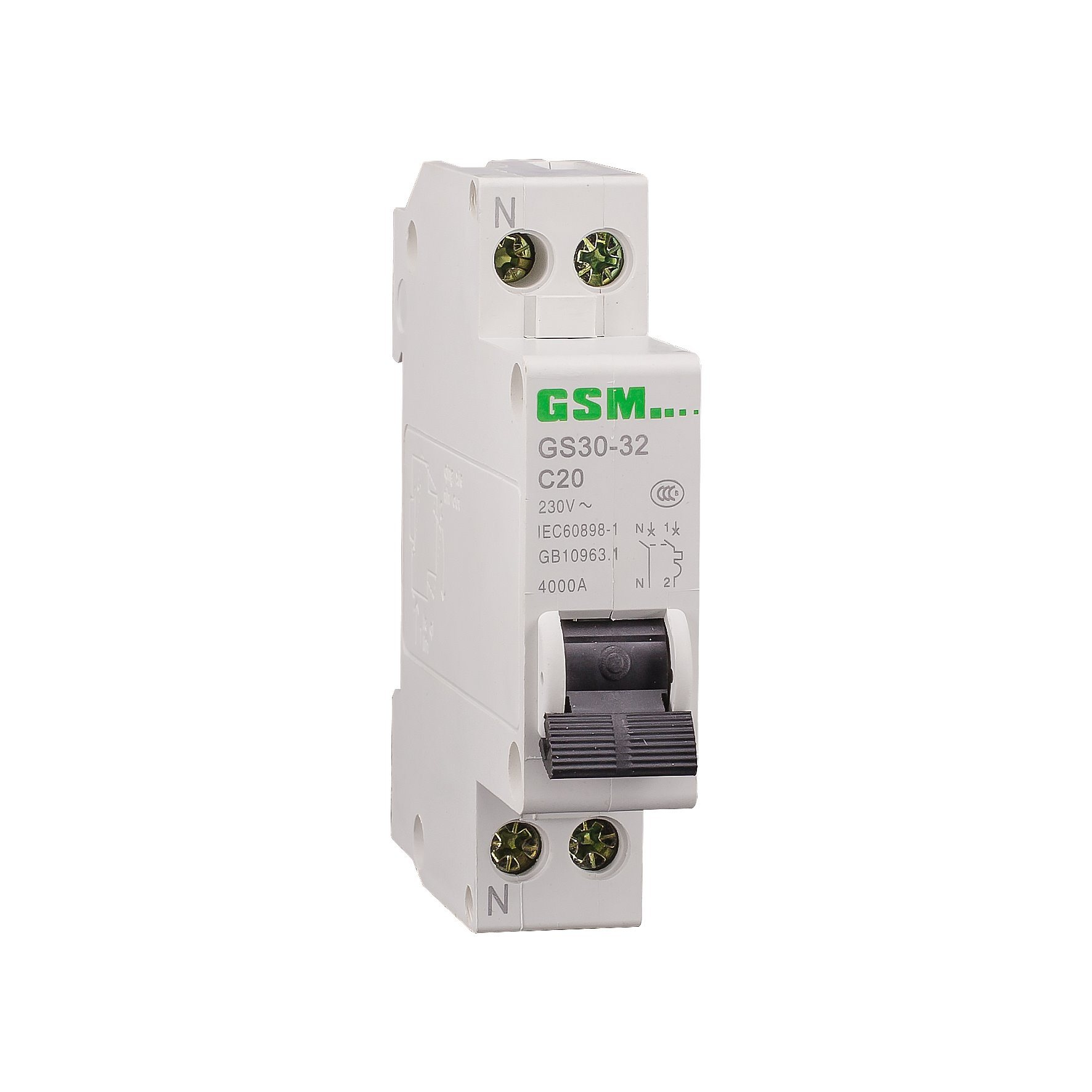 Miniature Circuit Breaker GS30-32