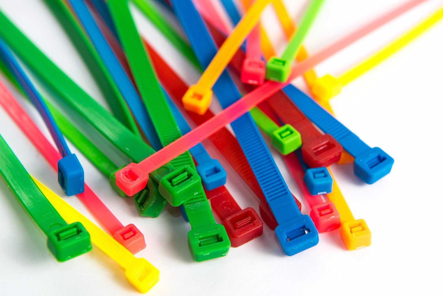 Free Sample Nylon 66 Plastic Cable Tie/ Tie Wrap