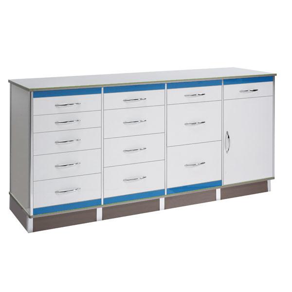 Dental Cabinet, Dental Furniture, Medical Cabinet