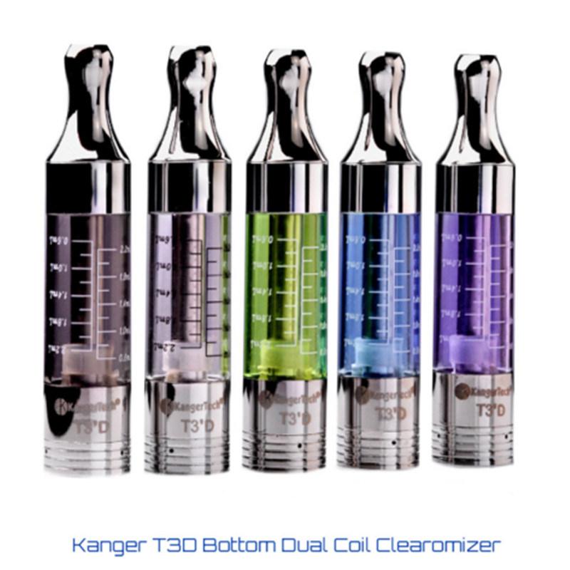Kanger Classical Atomizer T3d Clearomizer Protank 3