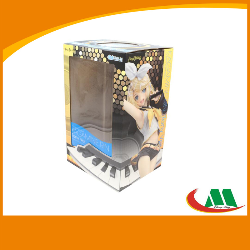 Packaging Boxes with PVC Windows