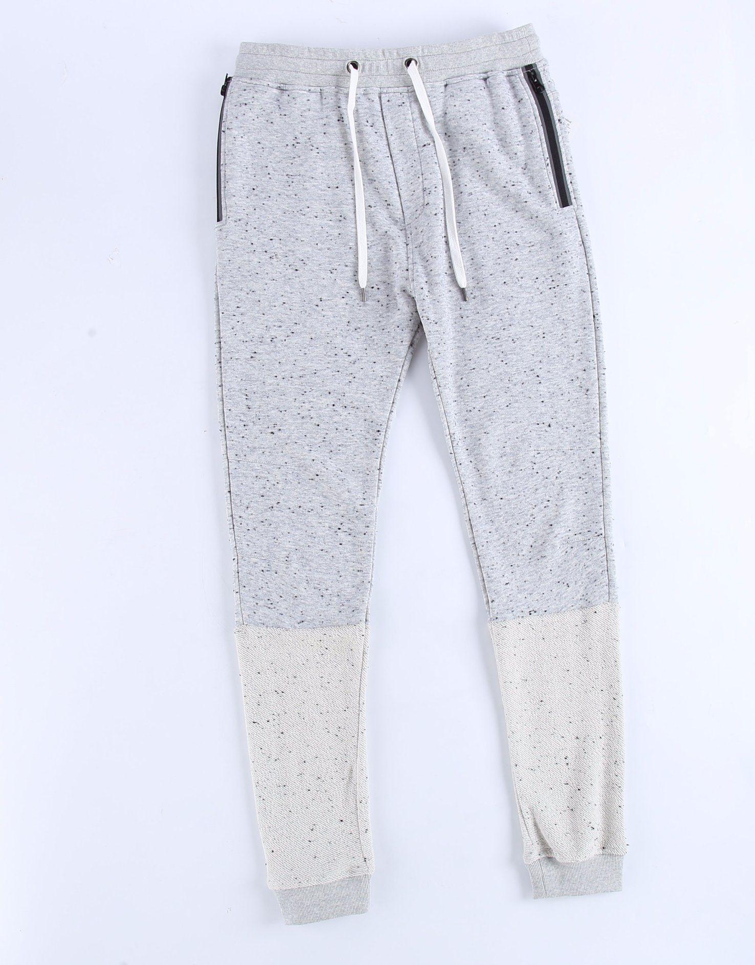 100% Sparkle Cotton Terry Men′s Sport Pants / Casual Pants