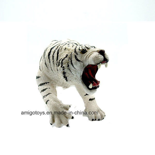 New Edition Animal Plastic PVC Tiger