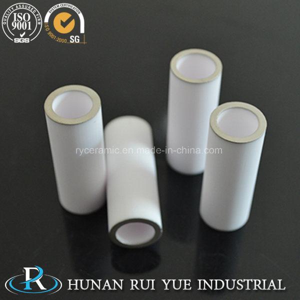 Metalized Ceramic Insulating Tubes Metalizating Ceramic Part