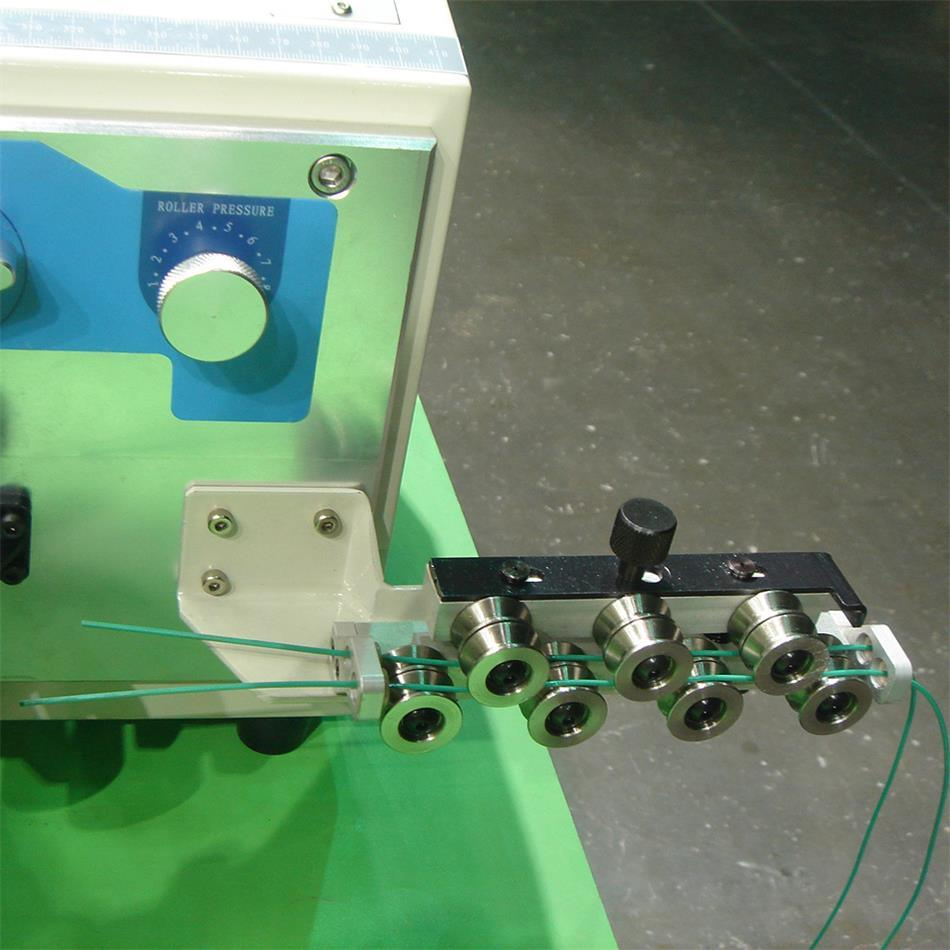Automatic Wire Cutting, Stripping and Twisting Machine